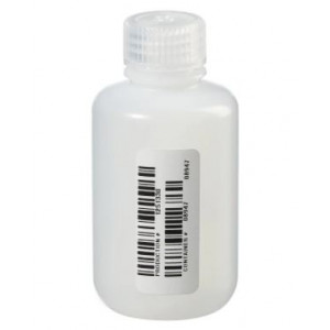 125mL HDPE Wide Mouth Nalgene Sterile Bottle,Shrink Wrapped Trays (48/cs)