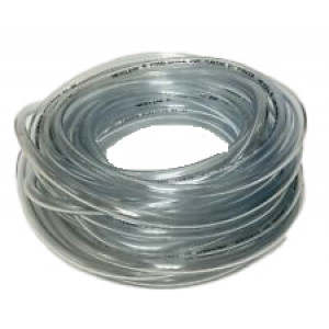"3/16"" ID x 5/16"" OD x 1/16"" Wall (PVC) Polyvinyl Chloride Tubing (100' Roll)"