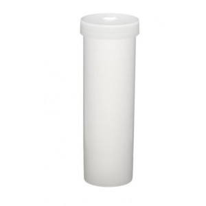 12mL LDPE Sample Vial w/Friction Fitted Cap (144/cs)