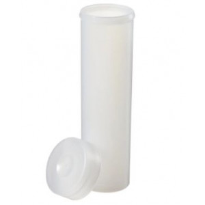 28mL LDPE Sample Vial w/Friction-Fit Snap Closure (144/cs)