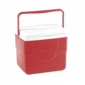 9quart Coleman Excursion® Cooler - Red {Each}