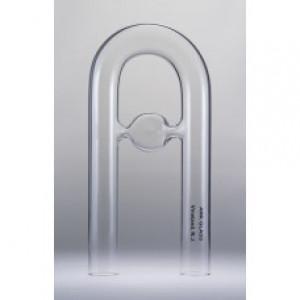 U-tube, 85mm W x 200mm L, 5mm OD x 3mm ID