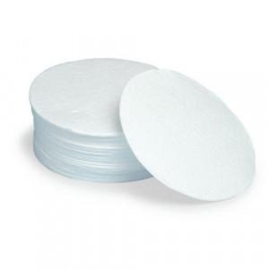 Grade CFP1 cellulose filter paper, cut 4.25cm dia. Qualitative grade (100/pk)