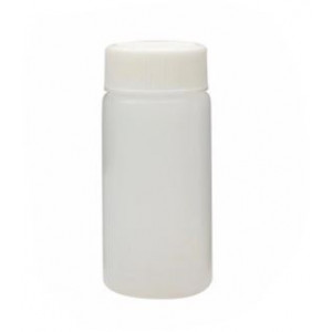 Scintillation Vial, 20mL, HDPE, with Separate White Screw Cap, 1000/Unit