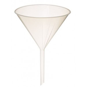Funnel, Analytical, PP, 180mm, 5/Unit