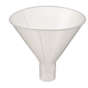 Funnel, Powder, PP, 180mm, 1/Unit