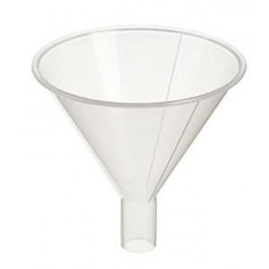 Funnel, Powder, PP, 80mm, 2/Unit