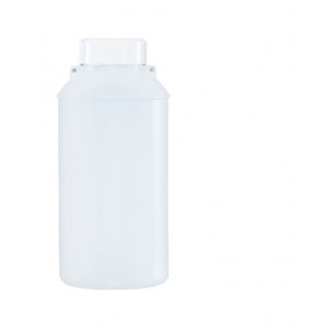750ml HDPE Fuel Sample Bottle with Cap & Green Numbered Custody Tag (160/cs)