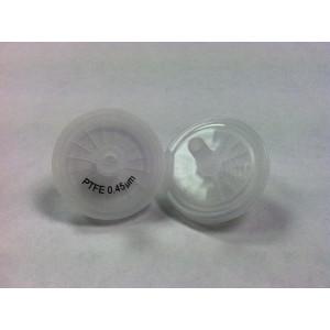 25mm, 1.0um PTFE Syringe Filters (100pk)