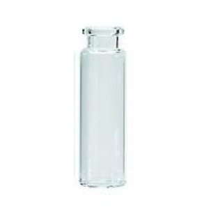 20ml Clear Headspace Vial 23 x 75mm with Flat Bottom (100/pk)
