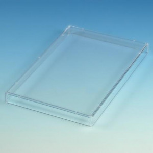 Lid, for Microtest Plates, PS, 150/Unit