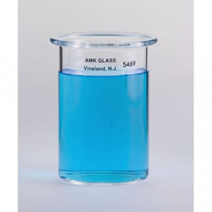Gum Beaker, 100mL, 50mm x 78mm (ea)