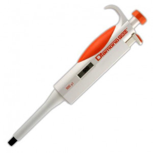 Pipette, Diamond PRO, Fixed Volume, 500uL, Orange