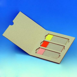 Slide Mailer, Cardboard, for 3 Slides, 50/Box, 10 Boxes/Unit