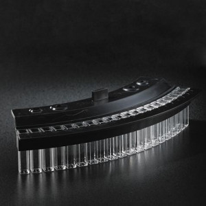 HITACHI: Cuvette, for use with Hitachi 911 & 912 analyzers, 6/Set, 4 Sets/Unit