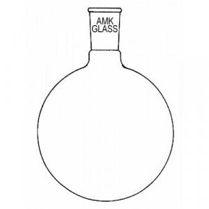 Round Bottom Flask, 100mL, 1 Neck, 24/40 (ea)