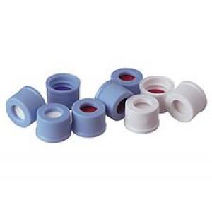 Target Assembled Cap & Septum 10-425  PTFE/Silicone Septum (100/pk)