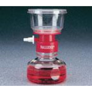 250mL Tissue Culture Filter Unit, Polystyrene Housing, Nylon Membrane, 0.45um (12/cs)