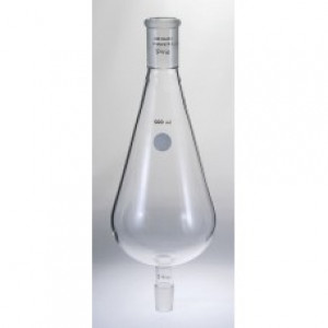 500mL KD flask, ORGANOMATION STYLE {Each}