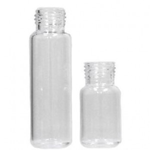 20mL Clear Headspace Vial, 18-425 Finish (100/pk, 10pks/cs)