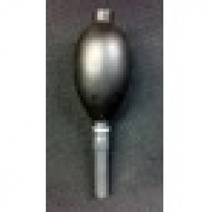 Rubber Bulb, 2oz, w/Pressure Release Valve (ea)