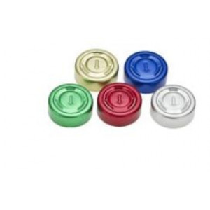 13mm Center Tear Off Crimp Cap (1,000/pk)