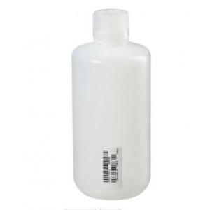 1000mL Nalge Natural HDPE Narrow Mouth Bottle {Certified} (24/cs)