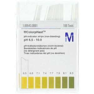 PH Test Strips 6.5-10  (100/pk)
