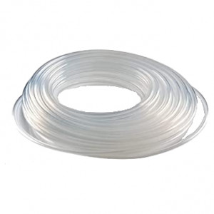 "3/8"" ID x 1/2"" OD x 1/16"" Wall (PVC) Polyvinyl Chloride Tubing (100' Roll)"
