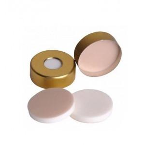 20mm Mag L/O Tan PTFE/Wht Sil  (100pk)
