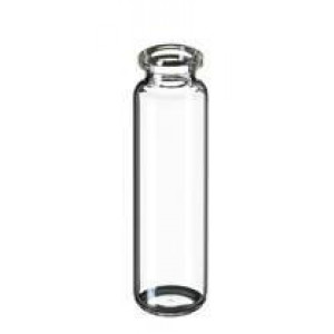20mL Headspace Crimp Vial RB/Beveled Top (100/pk)
