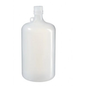 4L Large Narrow Mouth PPCO Bottle, 38-430 PP Screw Thread Closure (6/cs)