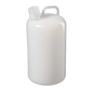 4L LDPE Jug, 38-430 PP Screw Thread Closure (6/cs)