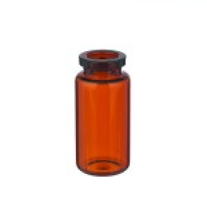 "10mL Amber Wheaton ""320"" Serum Vial (144/cs)"