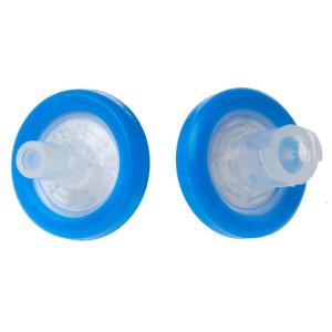 Syringe Filter, PVDF, 0.10μm, 13mm, Sterile (75/cs)