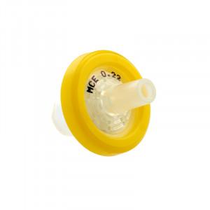 Syringe Filter, MCE, 0.22μm, 13mm, Sterile (75/cs)