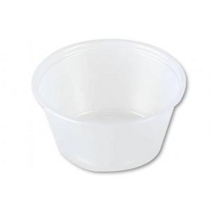 B200 Solo 2oz Plastic Souffle Cup (2500/cs)