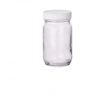 250mL Clear Tall WM Bottle, Certified (12/cs)