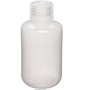 30mL Narrow Mouth LDPE Bottle, 20-415 PP Screw Thread Closure {Packaging Grade} (1000/cs)