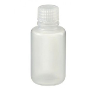 60mL Narrow Mouth LDPE Bottle, 20-415 PP Screw Thread Closure {Packaging Grade} (1000/cs)