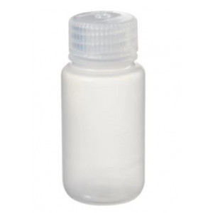 60mL Wide Mouth PPCO Bottle, 28-415 PP Screw Thread Closure {Packaging Grade} (1000/cs)