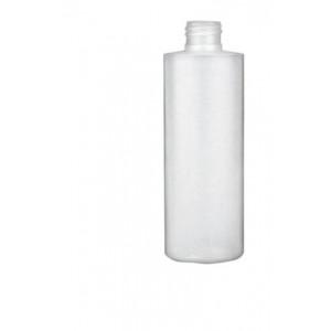 4oz Natural HDPE Cylinder 24-410 (550/cs)