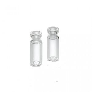 2mL Clear Narrow Mouth Crimp Vial,11mm {12x32mm} (100/pk)