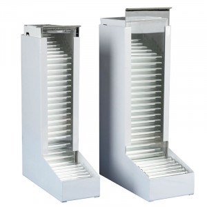 Dispenser, for 13x100mm Glass Culture Tubes, Metal