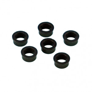 Accessory for Mini-Centrifuge: Extra Tube Adapters for 0.5mL Tubes, 6 Each