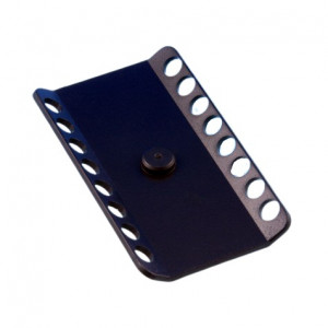 Accessory for Mini-Centrifuge: Extra Strip Rotor (holds 16 x 0.2mL or 2 PCR strips of 8)
