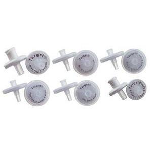 30mm, 0.2um Polyproylene Membrane Syringe Filter, Target (100/pk)