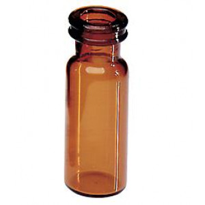 AMBER TARGET SNAP-IT VIAL 11mm, 12 x 32mm (100pk)