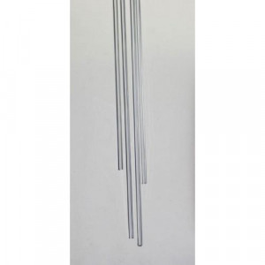 Analyzer Tube, Plain End, 3mm x 1.5mm x 1200mm (100/pk)
