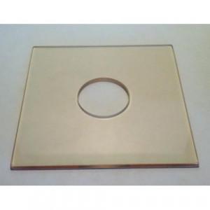 Flask Base Plate 38mm Hole for ISL® (ea)